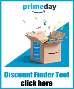 amazon prime day discount finder